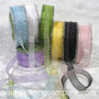 Dotted Sheer Favor Ribbon