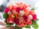 Pearl Sprays in a Wedding Bouquet