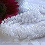 6mm Faux-White Pearl Chain - Wedding Decoration
