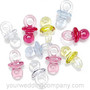 Miniature Pacifier Beads