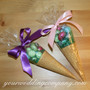 Cone Favor Bag - Easter Favors