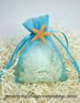 Miniature Sugar Starfish Wedding Favor Accents