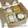 Honey Oatmeal Bath and Body Gift Set