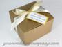 Honey Oatmeal Bath and Body Gift Set - Gift Packaging