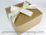 Deluxe Honey Oatmeal Bath & Body Gift Set Wrapping