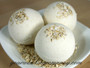 Honey Oatmeal Bath Bombs