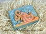 Deluxe Ocean Breeze Bath & Body Gift Set - Octopus Soap