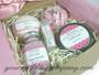 Lost Garden Floral Bath & Body Spa Gift Set