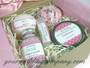 Lost Garden Floral Bath & Body Spa Gift Set