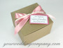 Lost Garden Floral Bath & Body Spa Gift Set - Gift packaging