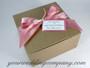 Deluxe Bath & Body Pink Gift Set - Lost Garden - Packaging