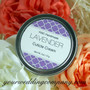 Lavender Bath and Body Spa Gift Set - Cuticle Cream