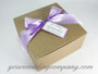 Deluxe Bath & Body Gift Set (Lavender) - Packaging