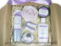 Deluxe Bath & Body Gift Set (Lavender)