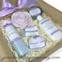 Deluxe Bath & Body Gift Set (Lavender)