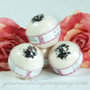 Luxurious Rose Scented Bath Bombs