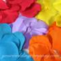 Silk Rose Petals