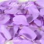 Lavender Silk Rose Petals