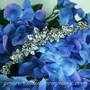 Marquis Floral Hair Comb