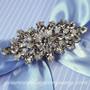 Swarovski Crystal Marquis Brooch  - Wedding Accessory