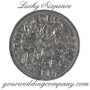Lucky Sixpence Wedding Coin