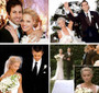 Celebrity Weddings - Russian Birdcage Veiling Fabric