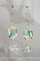 Swarovski Briolette Dangle Earrings