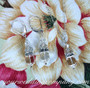 Crystal Squaredelle Bridal Necklace & Earrings Set