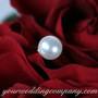 Swarovski Pearl Wedding Bouquet Picks