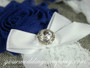 Something Blue Royal Garter Set - Toss Garter