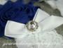 Something Blue Royal Garter Set - Toss Garter