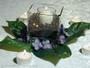Premium Votive Candles - Coffee Bean Wedding Centerpiece