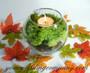 Silk Maple Leaves - Fall Wedding Centerpiece