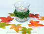 Silk Maple Leaves - Fall Wedding Table Decoration