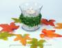 Silk Maple Leaves - Fall Wedding Table Decoration