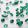 Emerald Green Diamond Confetti