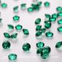 Emerald Green Diamond Confetti