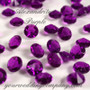 Alexandrite Deep Purple Diamond Confetti