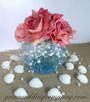 White Faux-Pearl Garland Wedding Centerpeice Decoration