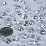 2-Carat Acrylic Diamonds - Wedding Table Confetti
