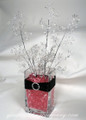 Iridescent Seed-Bead Sprays - Wedding Centerpiece
