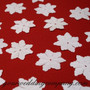Silk Snowflake Confetti Wedding Decoration