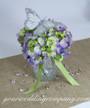 Diamond Confetti (6-Carat) - Rustic Wedding Centerpiece