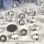12mm Acrylic Crystal Diamond Confetti (6-Carat) - Wedding Table Decoration