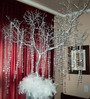 Large Acrylic Beaded Chains - Crytal Tree Decorations