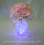 Purple UV Submersible LED Floral Lights