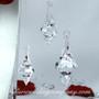 Acrylic Crystal Prism Drops