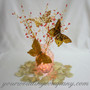 Acrylic Autumn Sprays - Fall Wedding Decoration