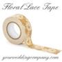 Lace Tape - David Tutera