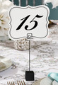 Table Number Cards - David Tutera